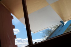 Windows at Taliesin West, Scottsdale, AZ