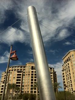 steel pylon