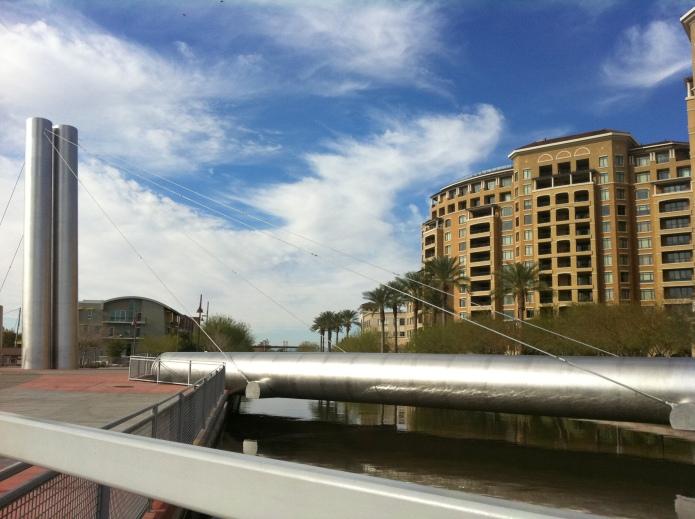 Paolo Soleri Bridge, Scottsdale