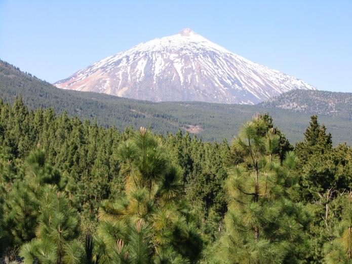 Beautiful Mount Teide