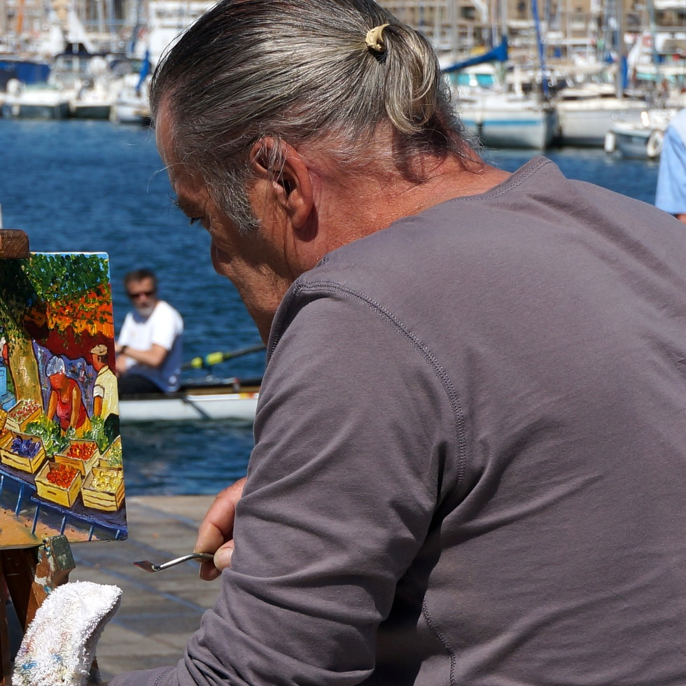Quai des Belges, Marseille