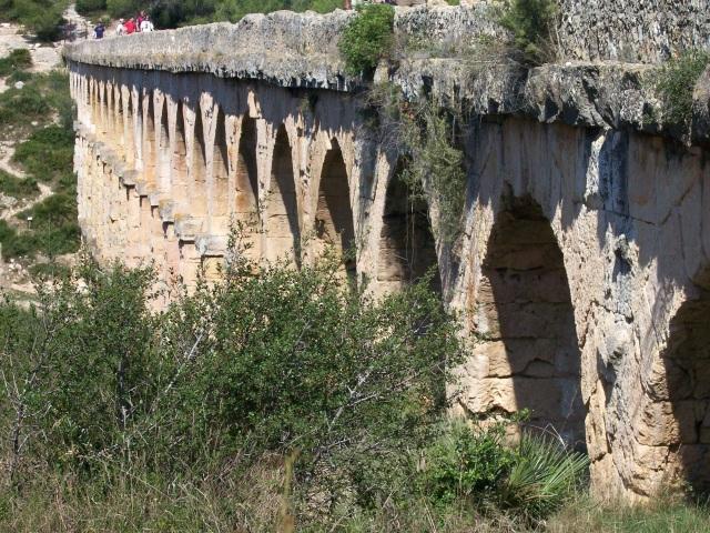 Pont del Diable, Tarragona, 2007