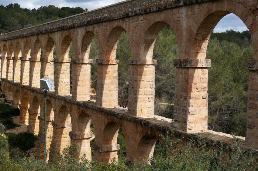 Pont del Diable, Tarragona, 2013