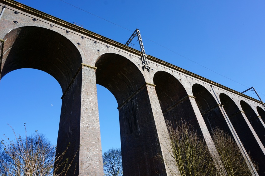 Welwyn Viaduct, Hertfordshire