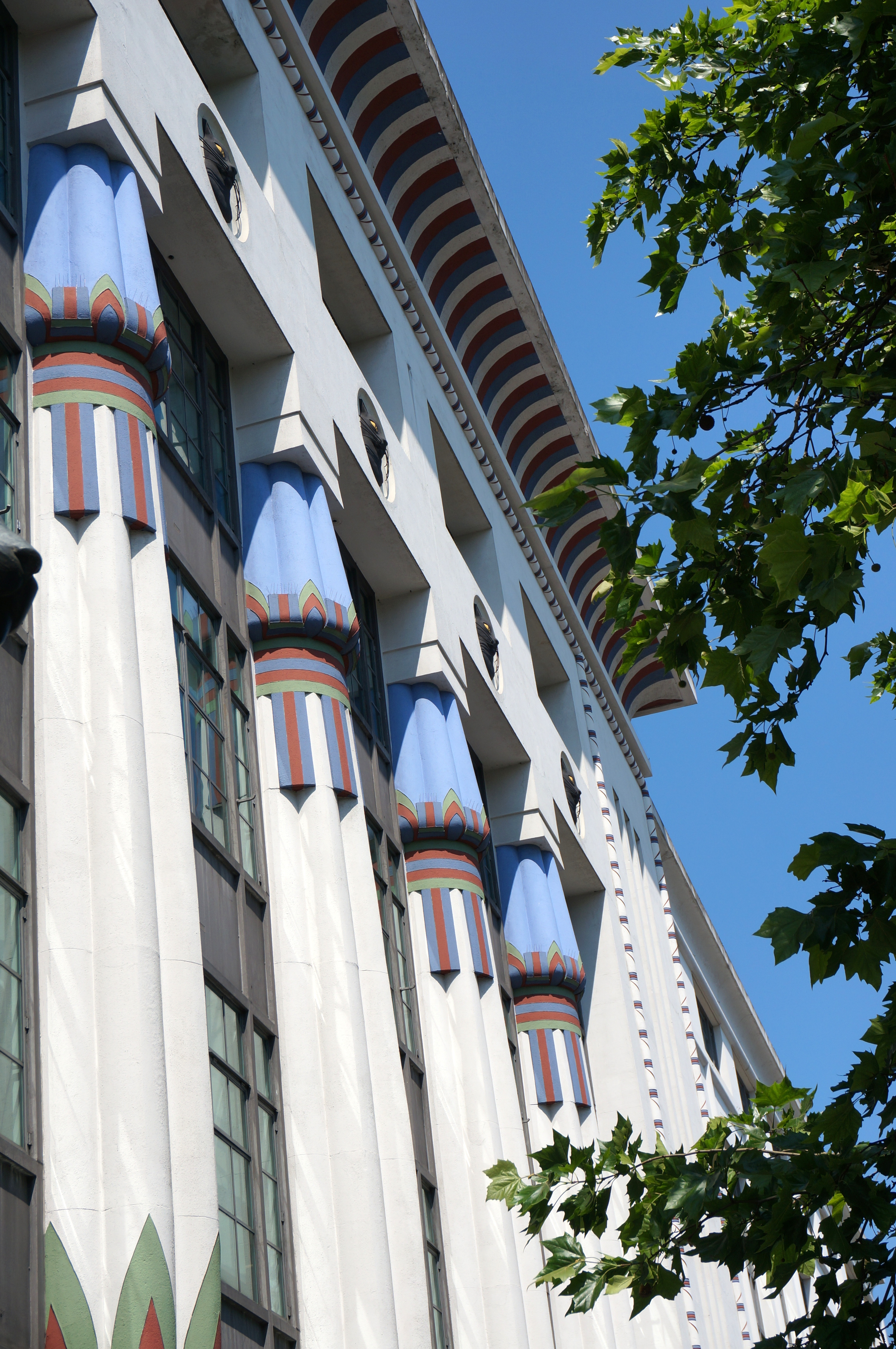 egyptian revival in london travel with intent