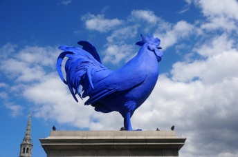 Hahn/Cock by Katharina Fritsch