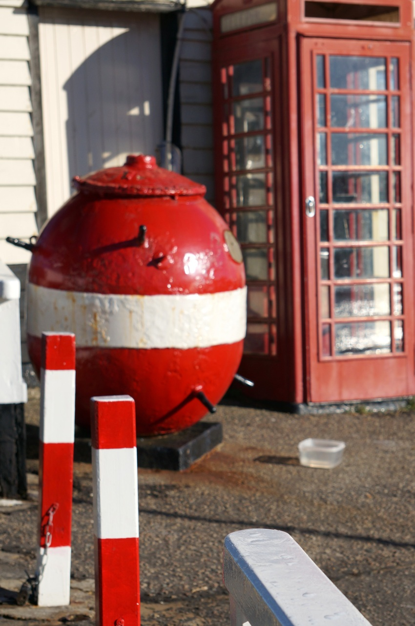 Reds in Broadstairs, Kent