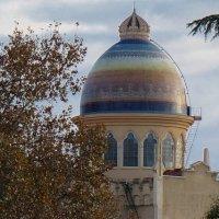 Byzantine Dome in Madrid