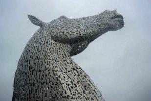 Kelpies, Scotlan