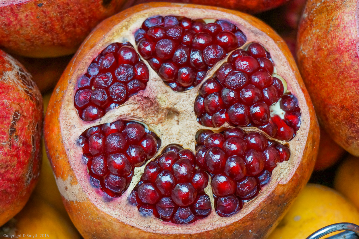 Symbol of fertility travel with intent i love pomegranates as they come or juiced they are one of the first things i think of when i think of istanbul where youll find numerous stalls biocorpaavc