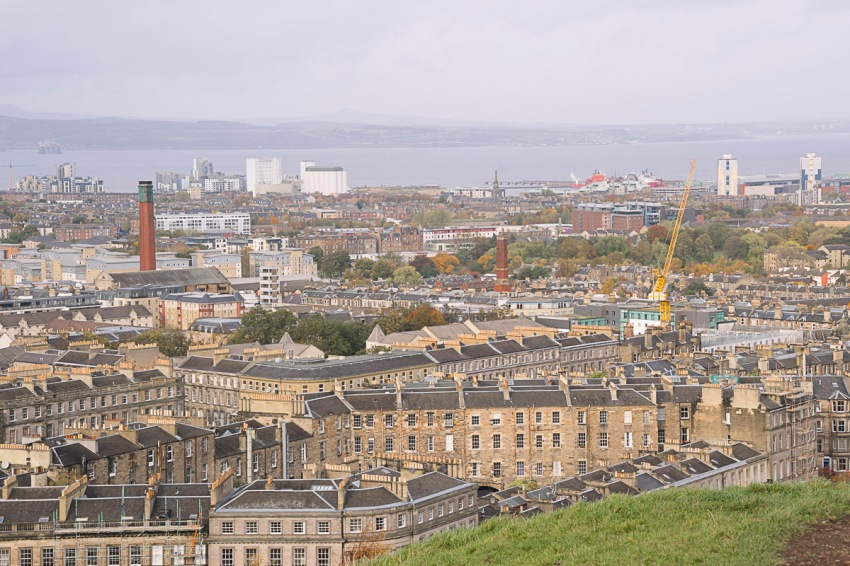 and Leith...