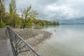 Bridge across to Mainau Island