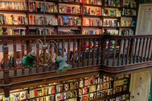 Daunt Books, Marylebone, London, 2013