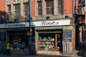 Bookshop, Manchester, UK