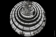 Coming full circle - Lines, curves and reflections at Reichstag, Berlin