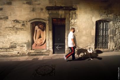 Arles, France, August 2017