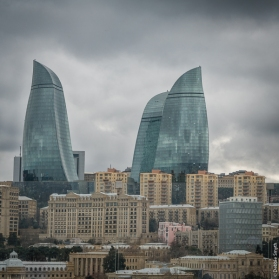Baku, Azerbaijan, March 2017