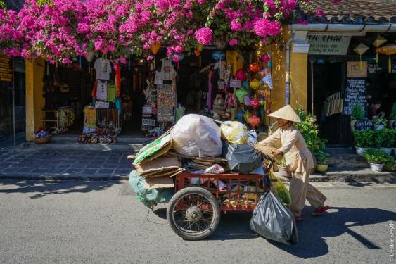 Hoi An, Vietnam, September 2017