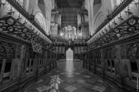 St Albans Abbey, March 2017