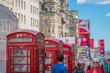 Edinburgh, August 2017