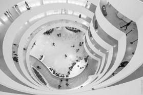Guggenheim Museum, Manhattan, February 2017