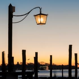 Dawn in Venice, November 2017