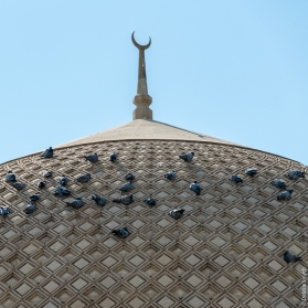 Juma Mosque, Azerbaijan