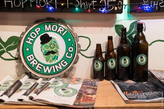 Hop Mori Brewery, Seoul