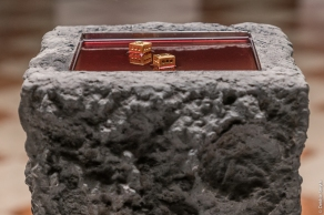 Artistic dice at Venice Biennale 2017