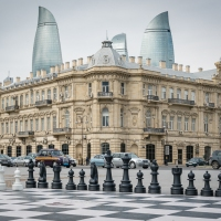 Burrowing into Baku
