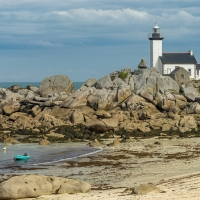 Lighthouses in Brittany