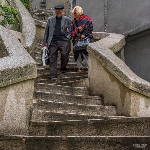 Camondo Stairs, Istanbul