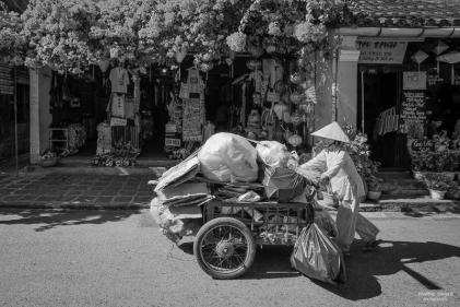 Rubies collection, Hoi An, Vietnam