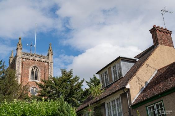 St Peter's Church Tower