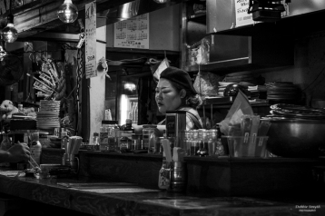 Bar service, Tokyo