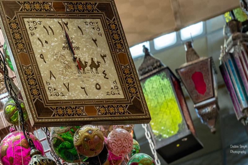 Marking time in Oman