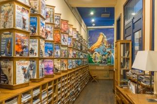 Librería Desnivel, Madrid,