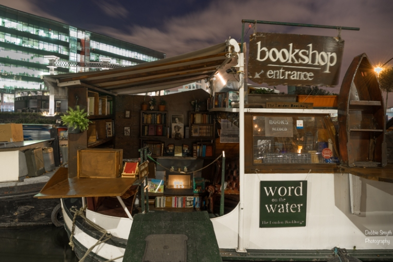Word on the Water, London