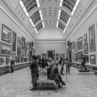 Victorian art on show