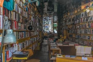 A London bookshop