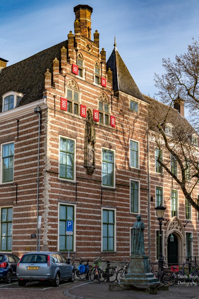Paushuize,Kromme Nieuwegracht