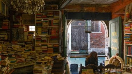 Alta Acqua Libreria, Venice