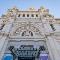 Palacio de Cibeles reaches 100