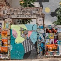 A casual circumambulation of Valencia's Barrio del Carmen