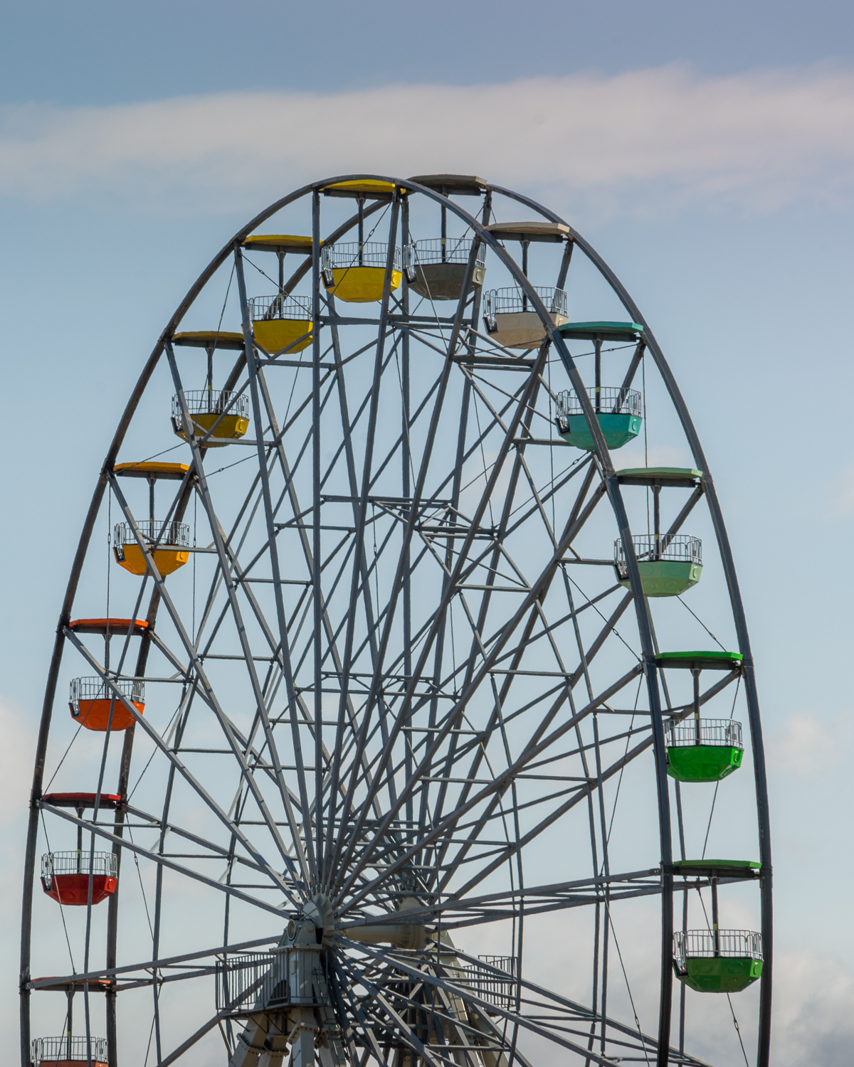 Dreamland big wheel, Margate