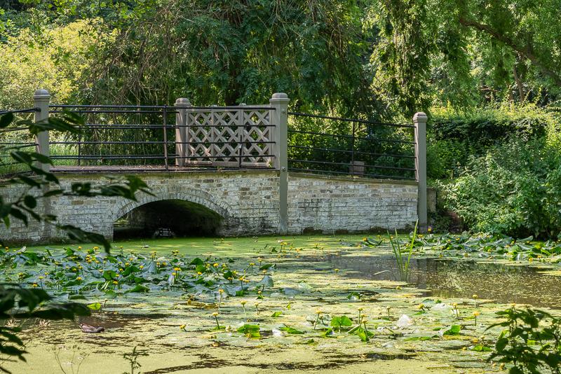bridge across Quy Water
