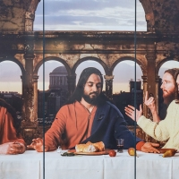 Another taste of the last supper