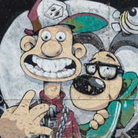 Wallace and Gromit in Bristol