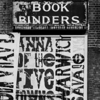 Book Binders in Burslem