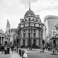 Room to wander at Bank Junction